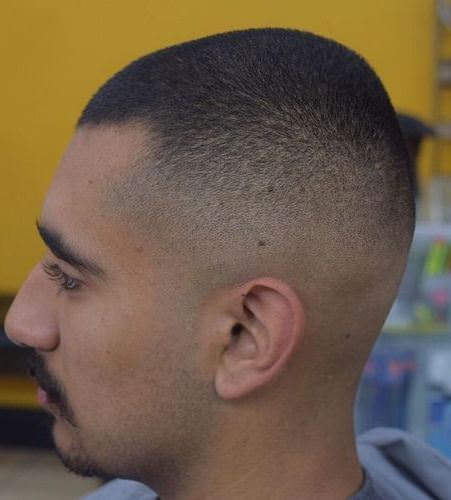 blendid high and tight haircuts