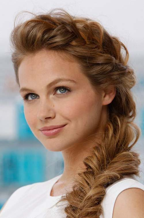 20 Messy Hairstyles For Women