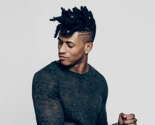 20 Inspiring Black Men Hairstyles